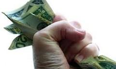 خساست برای پولدار شدن