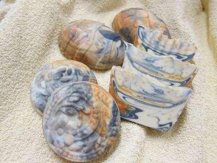 صادرات انواع صابون دست ساز خانگی