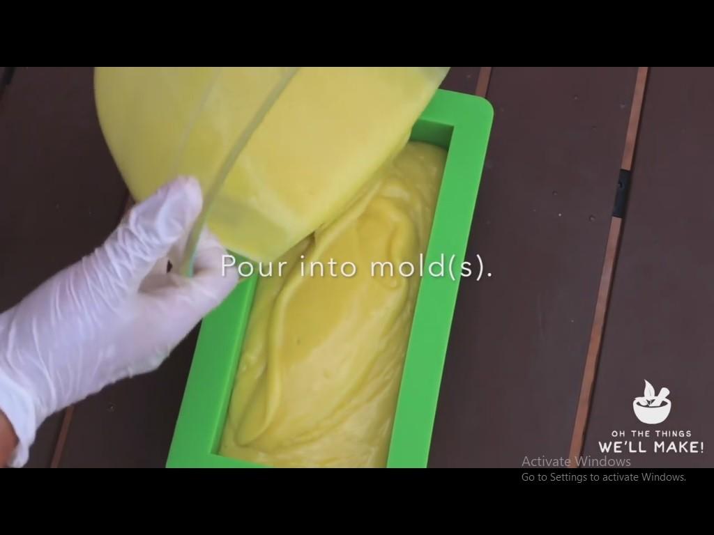 روش تولید صابون در ایران
