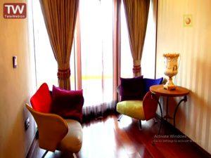 نمای داخلی هتل شش ستاره