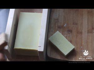 آموزش تصویری تولید صابون سنتی در خانه