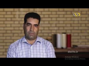 سید امید یوسفی کارآفرین افغانستانی مقیم ایران