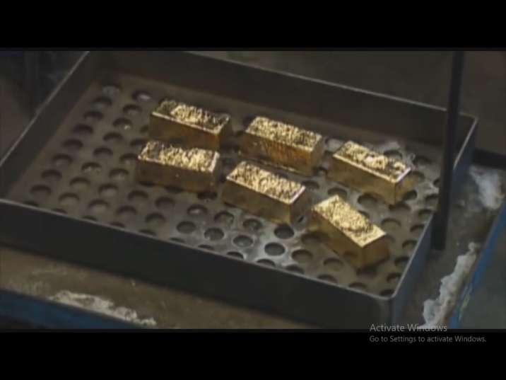 استخراج طلا از ضایعات الکترونیکی