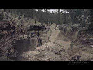 استخراج طلا از بستر رودخانه