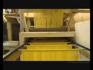 کارگاه تولید ماکارانی