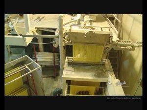 تبدیل کارگاه کوچک تولید ماکارانی به کارخانه بزرگ