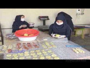 تولید چیپس میوه های خشک