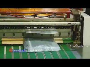 تولید پاکت های زیپ دار چند لایه