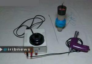 اختراع قلم بافنده توسط مخترع ایرانی