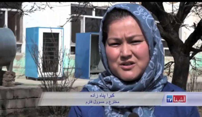 کارآفرینی بانوی خلاق افغانستانی با پرورش بودنه (بلدرچین)