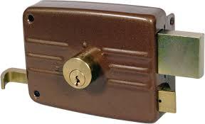 آموزش کلید کردن قفل درب حیاطی