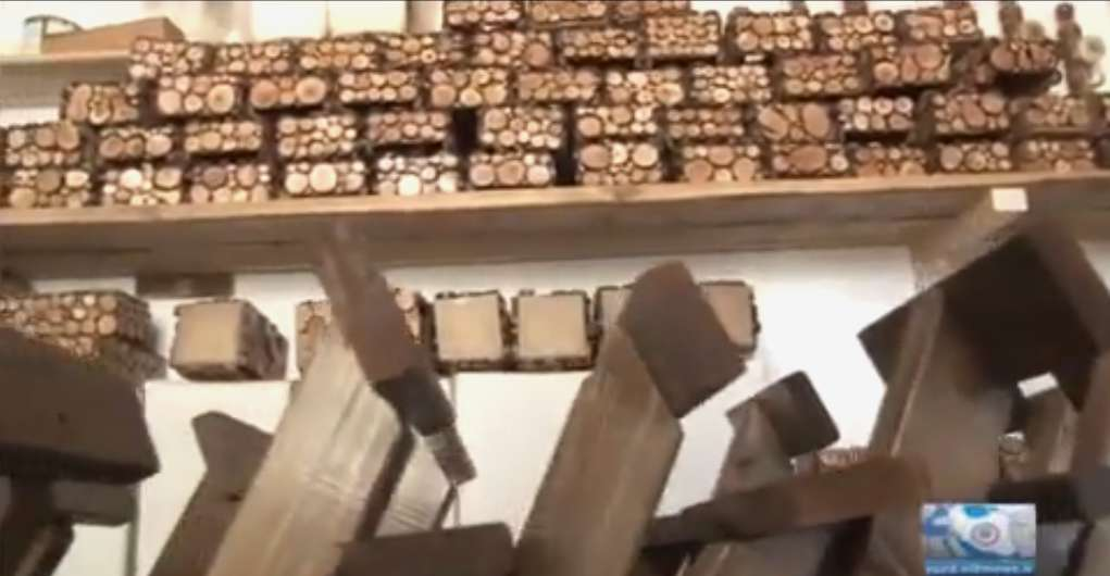 تولیدات چوبی کارگاه نجاری خانگی