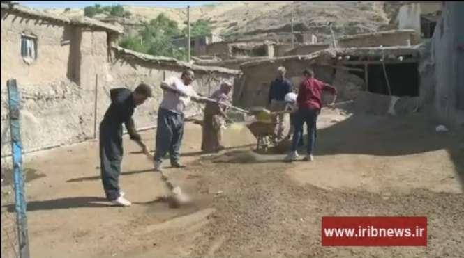 کارآفرینی بانوی کرد برای 6 خوانواده