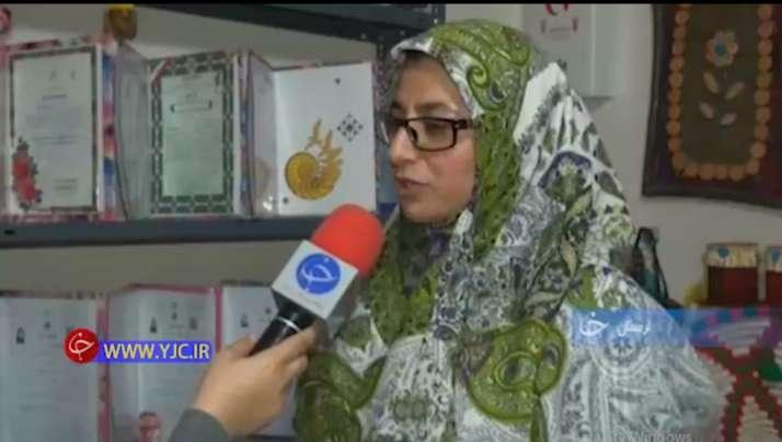 کارآفرینی با آموزش هنرهای سنتی ایران