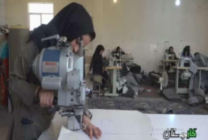 کارآفرینی در حوزه تولید روکش صندلی ماشین