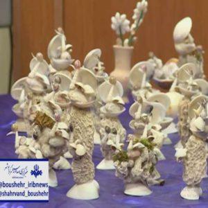 ایده تولید صنایع دستی با استفاده از صدف