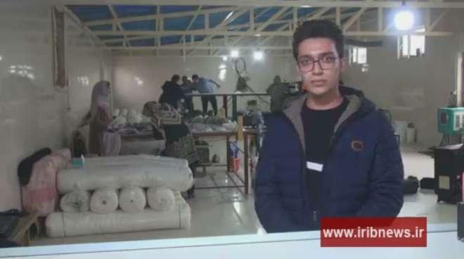 صادرات روسری ایرانی به کردستان عراق