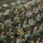 کارآفرینی با استفاده از سنگ فیروزه