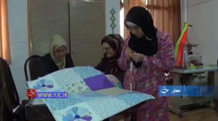 کارگاه تولیدی برای ایجاد اشتغال معلولین