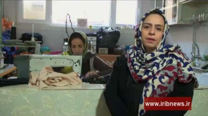 مجری طرح مشاغل خانگی در کردستان