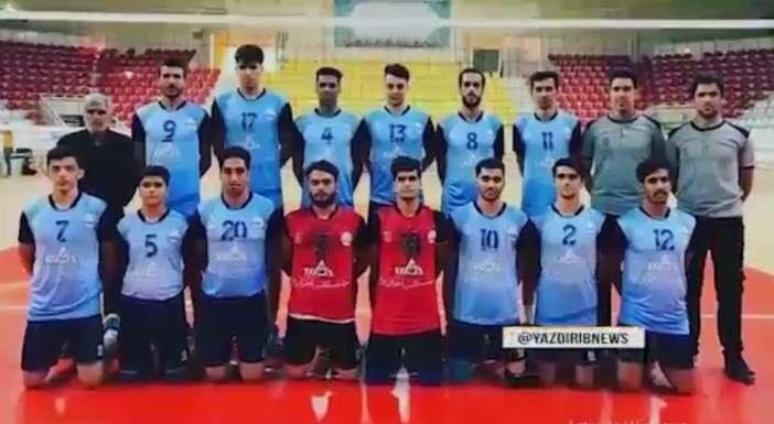 تولید لباس های ورزشی تیم های ملی ایران