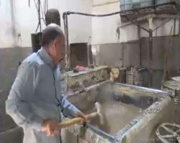 بهترین آموزش ساخت صابون سنتی بروجرد