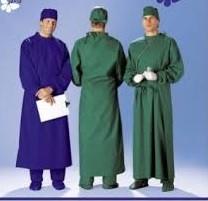 تولید انواع گان جراحی و اتاق عمل