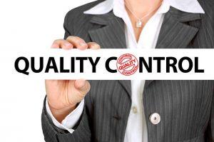 قوانین کنترل کیفیت