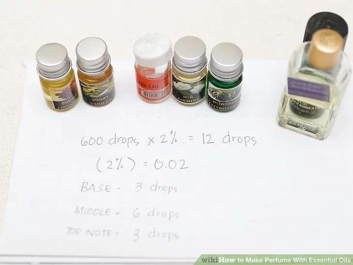 آموزش ساخت عطر