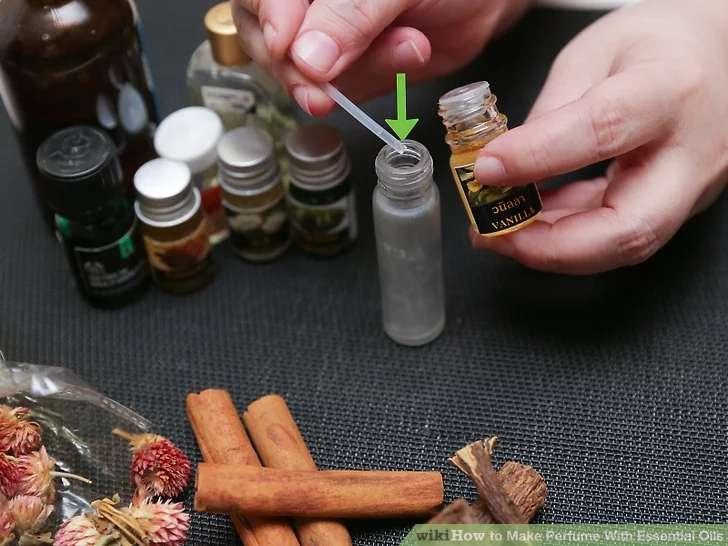 عطر خودتان را بسازید
