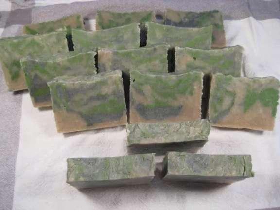 آموزش ساخت صابون فرایند داغ (hot process)