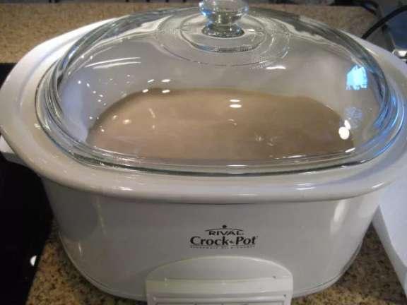 شروع پخت صابون در فرایند داغ