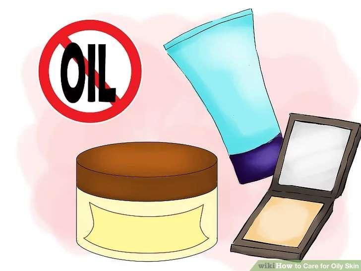 استفده از محصولات بدون روغن برای پوست چرب
