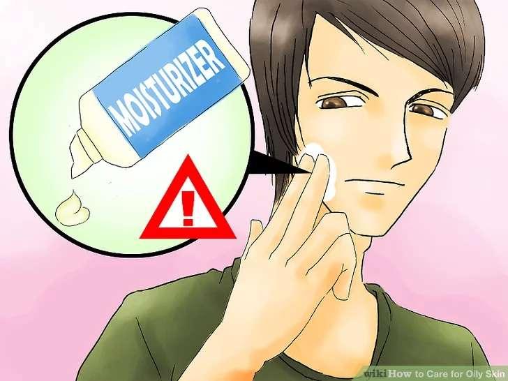استفاه از مرطوب کننده مناسب برای پوست چرب