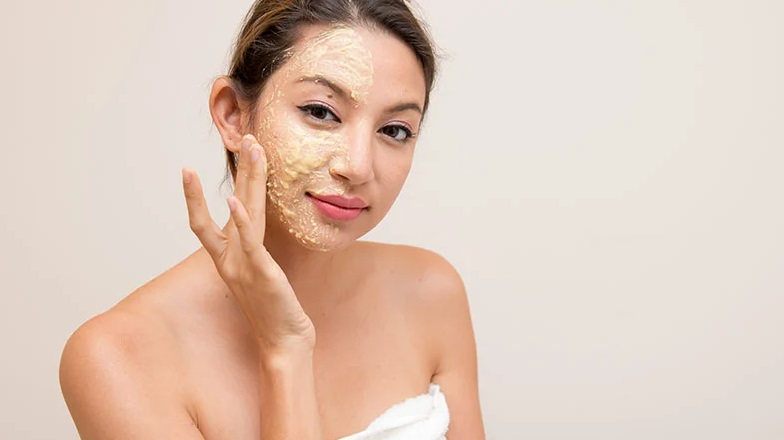 ماسک موز برای پوست چرب