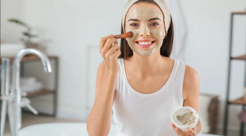آموزش ساخت ماسک صورت برای پوست صورت