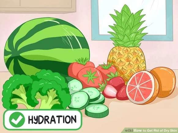 افزودن میوه و سبزیجات تازه بیشتر در رژیم غذایی