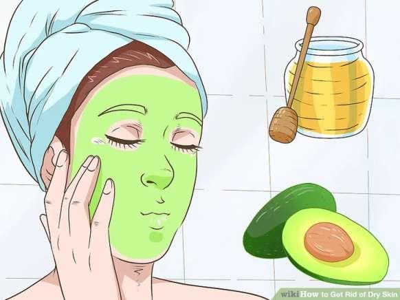 استفاده از ماسک صورت آووکادو به منظور جوانسازی پوست