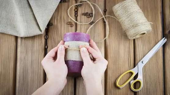 کسب و کار ساخت شمع (CANDLE-MAKING BUSINESS)
