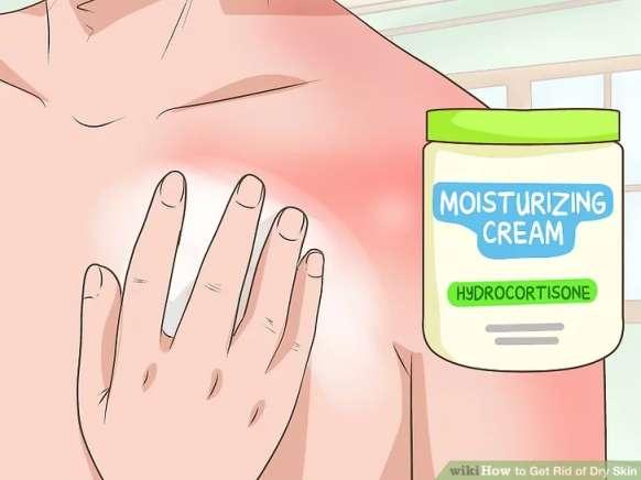 مراجعه به متخصص برای خشکی پوست