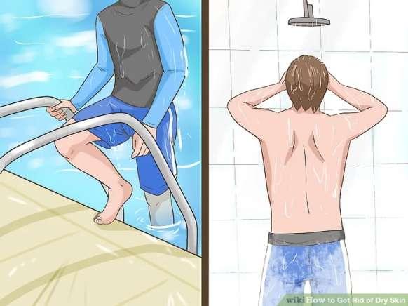 شنا در استخر های دارای آب کلردار ار محدود کنید