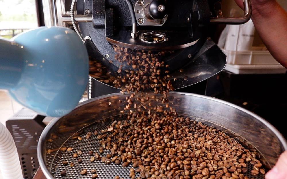 ایده کسب و کار فراوری قهوه