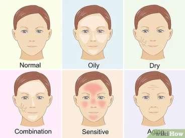 اهمیت شناخت نوع پوست