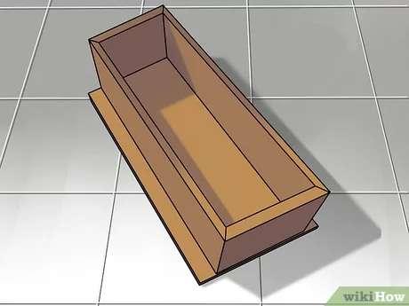 چسباندن تخته قالب پایینی قالب چوبی صابون