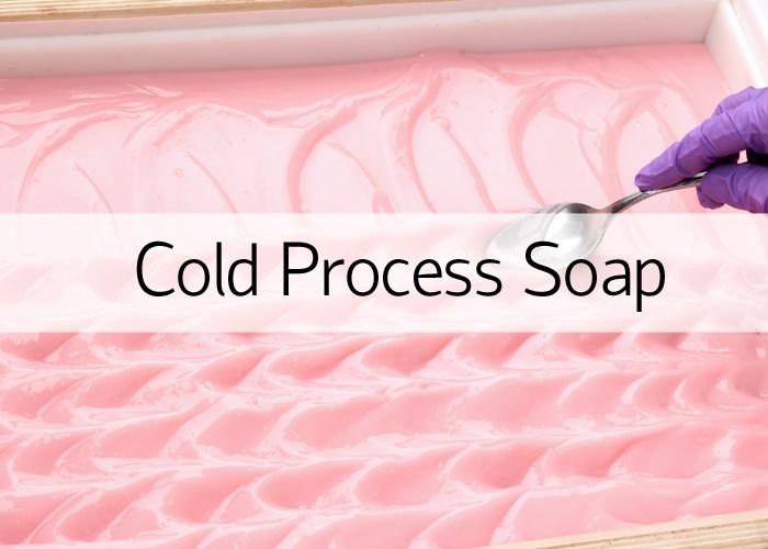 روش فرایند سرد (cold process)