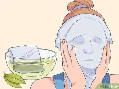 استفاده از چای به منظور تسکین پوست