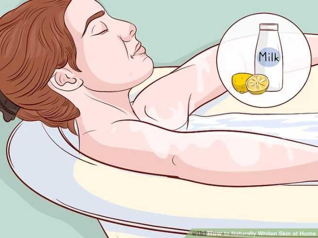Read more about the article آموزش سفید کردن پوست در خانه