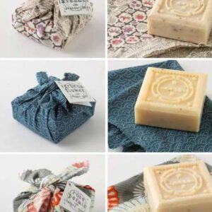 نحوه بسته بندی صابون خانگی
