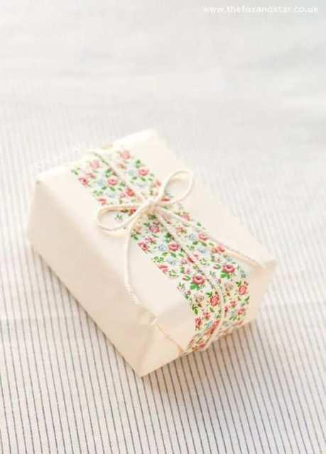 استفاده از نوار واشی برای بسته بندی صابون