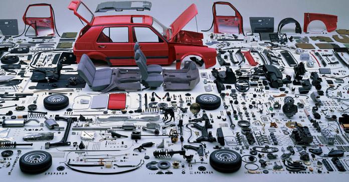 تولید قطعات پلاستیکی خودرو